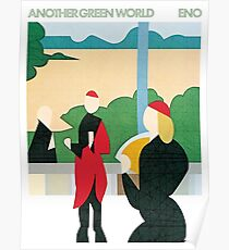 another green world - brian eno Poster