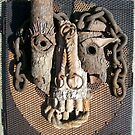 bridle mask (1994) by Stephen McLaren