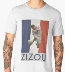 Football - Zidane Men's Premium T-Shirt
