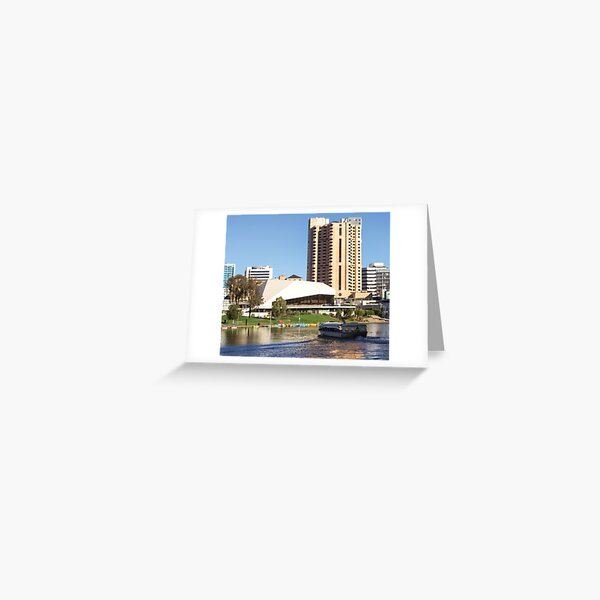 3 Iconic Adelaide icons Greeting Card
