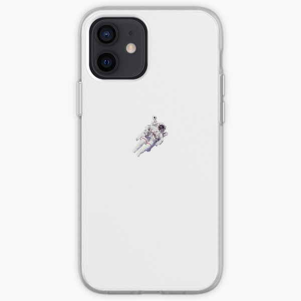 Floating Astronaut iPhone Soft Case