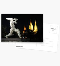 Sports mad in the City of Churches Postcards