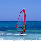 Lanzarote Windsurfing by iOpeners