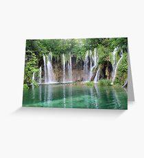 Magic Sounds of Water Grußkarte