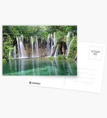 Magic Sounds of Water Postcards