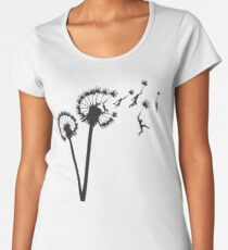 Dandylion People Flight Women's Premium T-Shirt