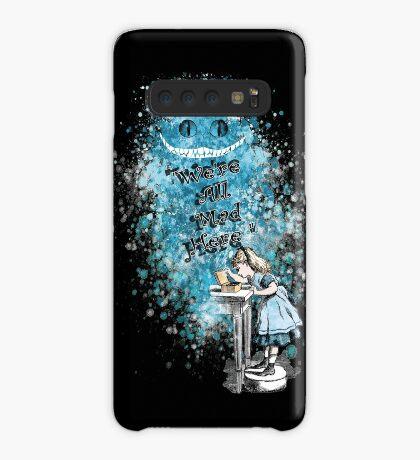Alice Adventures In Wonderland Funda/vinilo para Samsung Galaxy