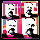 PHILIP K. DICK - American Science Fiction Writer by Clifford Hayes