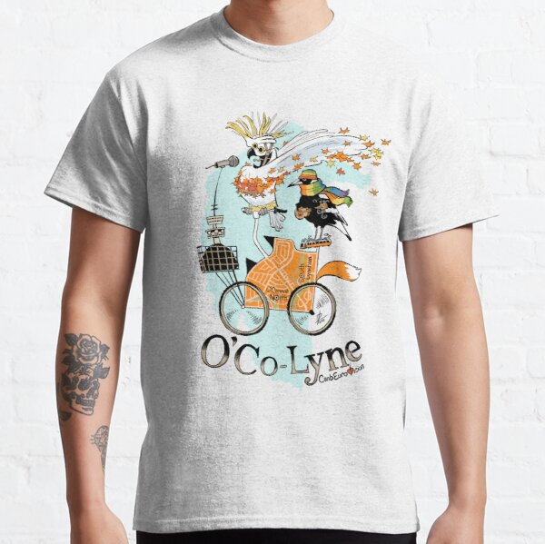 O'Co-Lyne CanBeurovision Classic T-Shirt