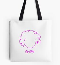 my fro is the best  Tote Bag