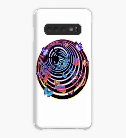 Por la madriguera del conejo Funda/vinilo para Samsung Galaxy
