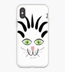 Lion Sleeping  iPhone Case