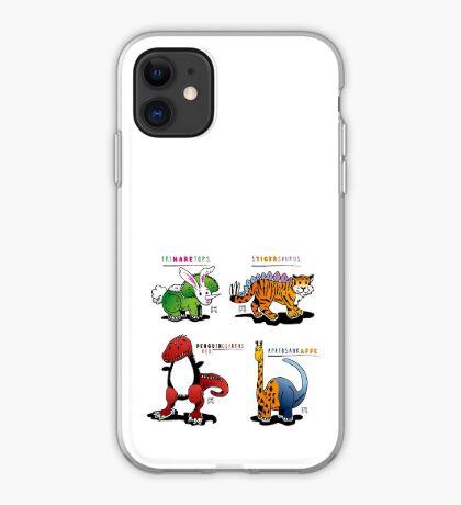DINOMALS™: CUTESY iPhone Case