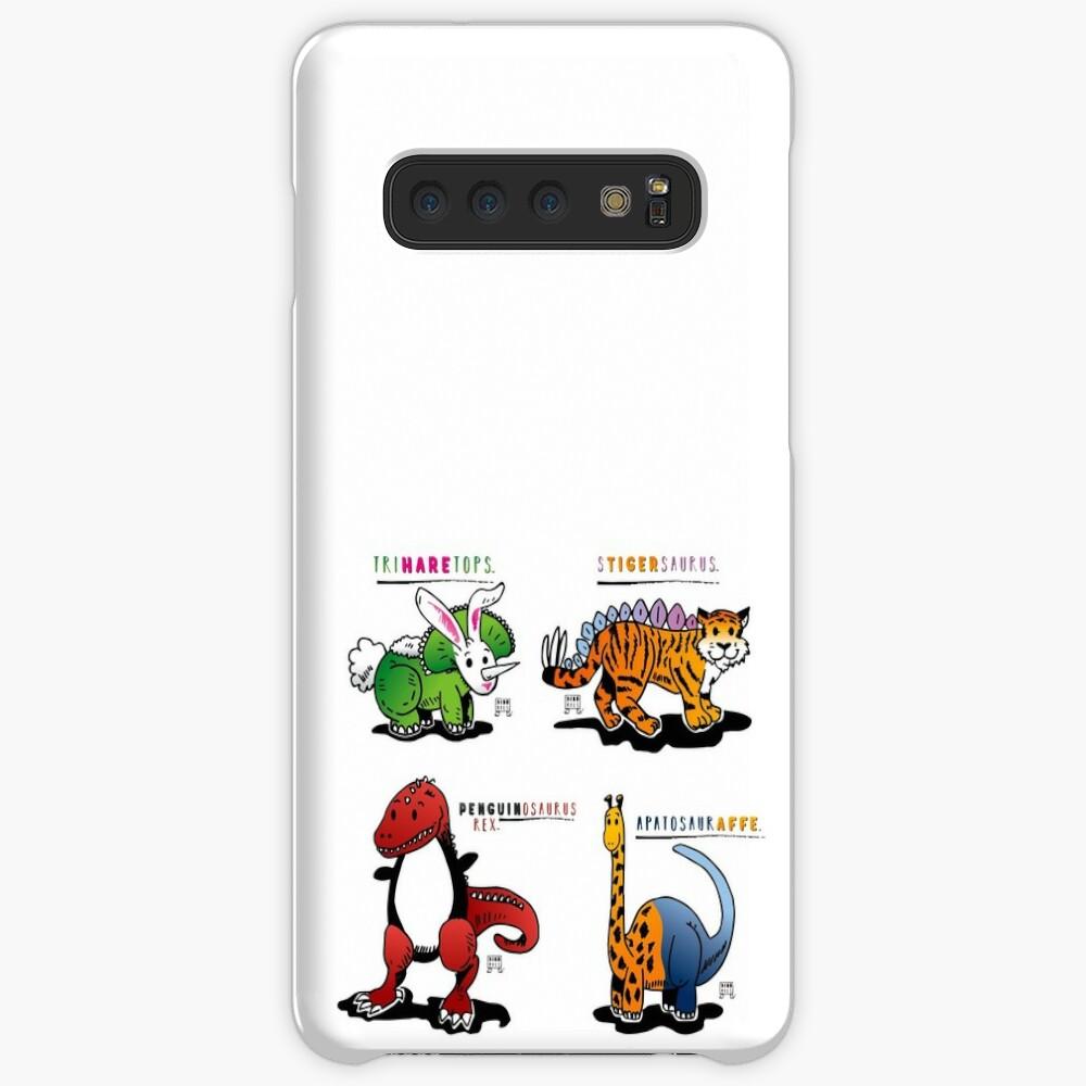DINOMALS™: CUTESY Case & Skin for Samsung Galaxy