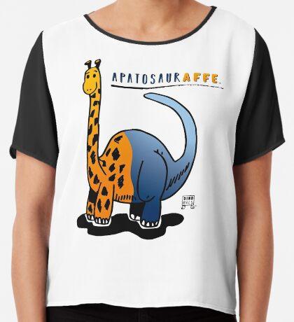 APATOSAURAFFE™ Chiffon Top