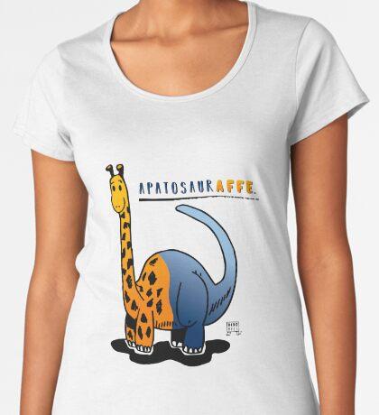APATOSAURAFFE™ Premium Scoop T-Shirt