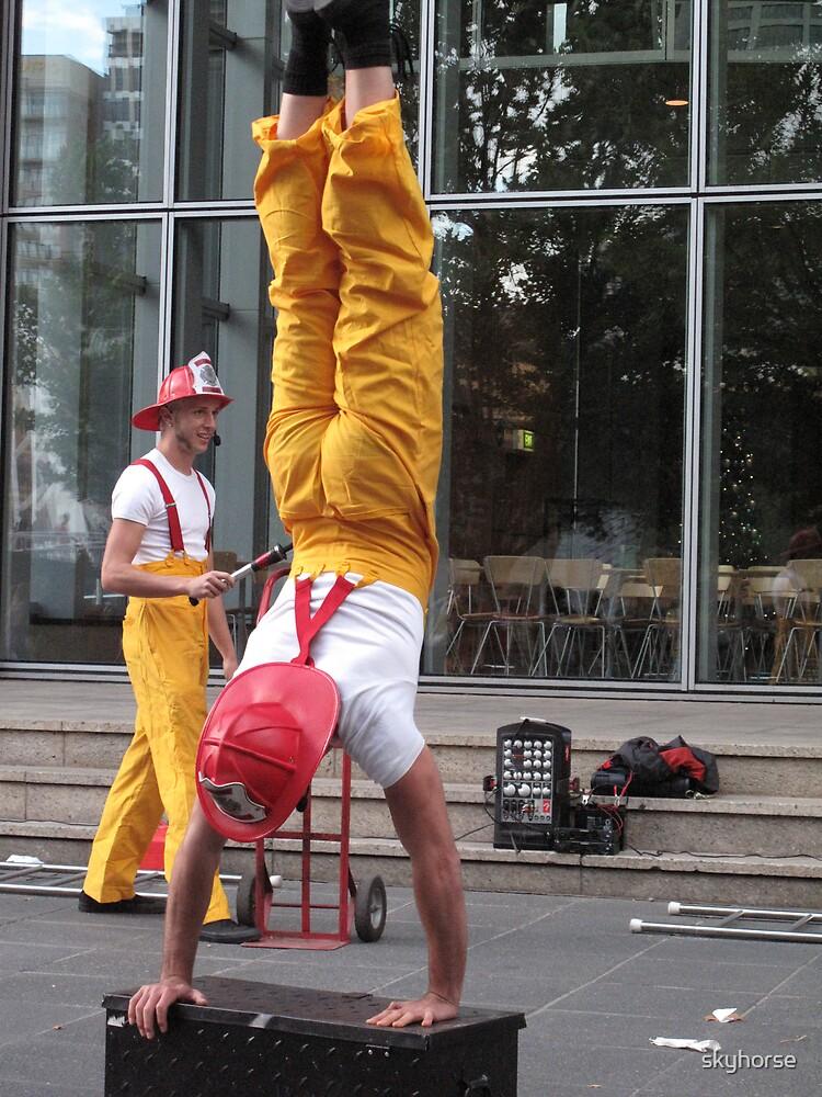 Circus Firemen 2 by skyhorse