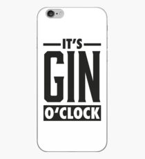 Gin o'clock / Gin  iPhone Case