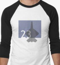 LOGO2301 Men's Baseball ¾ T-Shirt
