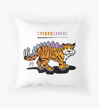 STIGERSAURUS™ Throw Pillow