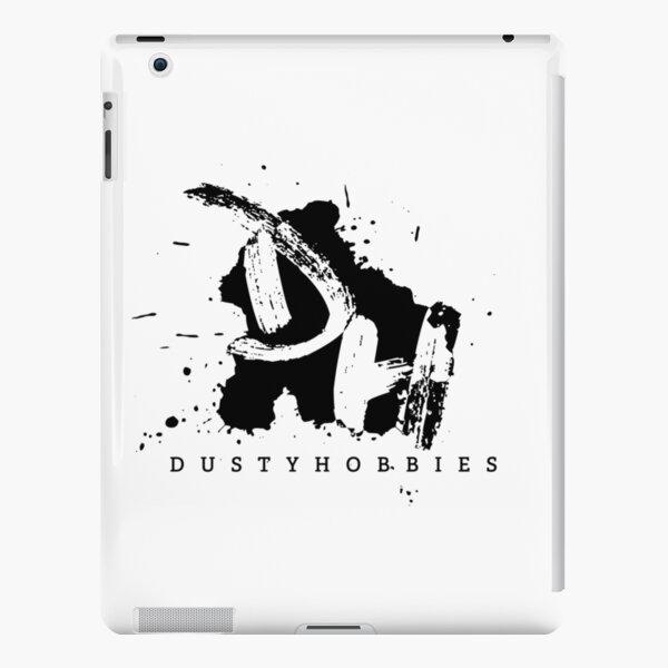 Dusty Hobbies Logo | Black iPad Snap Case