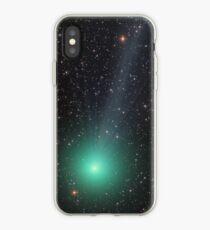 Comet Lovejoy cosmic space iPhone Case