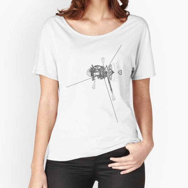 Cassini & Huygens T-shirt coupe relax