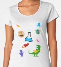 I Love Science Women's Premium T-Shirt