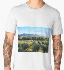 Winery  Men's Premium T-Shirt