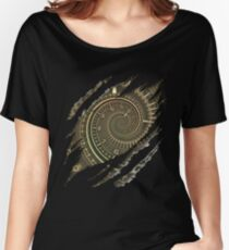 Steampunk Time Machine In Me Women's Relaxed Fit T-Shirt