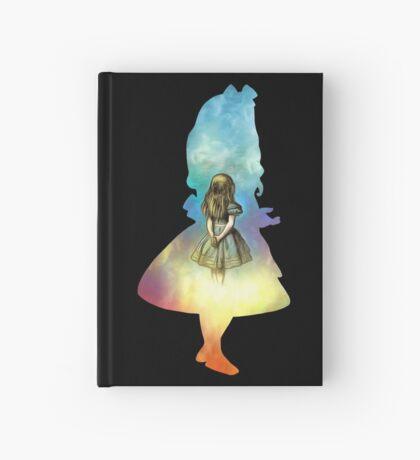 Alicia en el país de las Maravillas Cuaderno de tapa dura