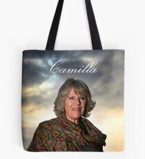 Stunning! HRH Camilla, Duchess of Cornwall Tote Bag