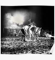 The Horse That Suffered Poster