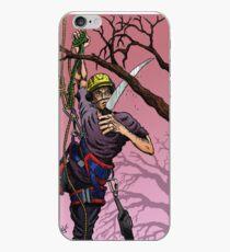 Tree Surgeon iPhone Case