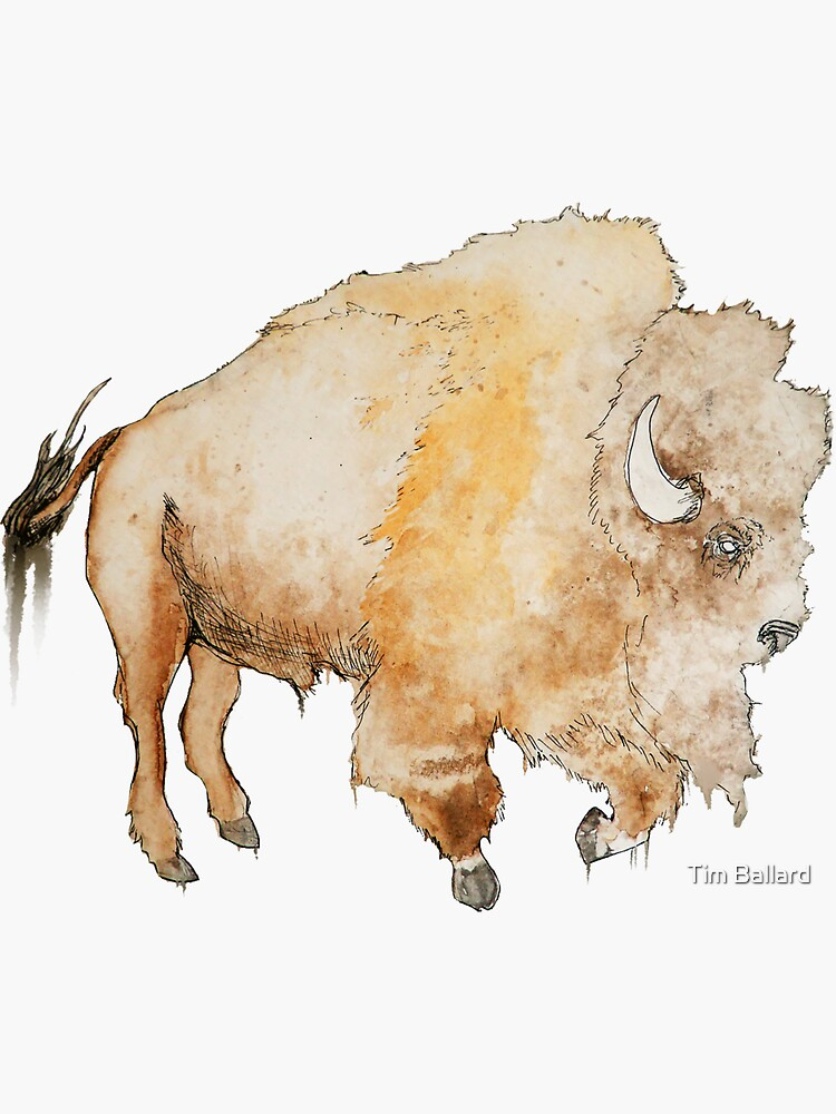 Big Bison by yinlod