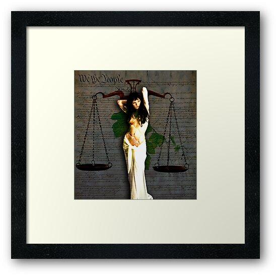 Lady Justice by CheyenneLeslie Hurst