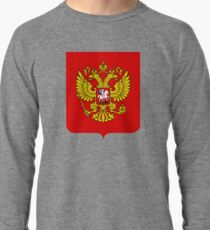 Coat of Arms of Russia Lightweight Sweatshirt