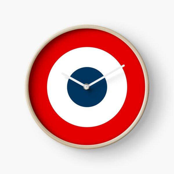 Tricolor Cockade Clock