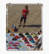 Fans from Seville iPad Case/Skin