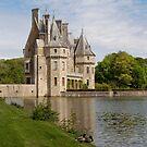 La Bretesche Castle by DebbyScott