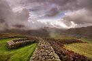 Hardknot Roman Fort by SteveMG