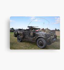 Military vehicle Metal Print