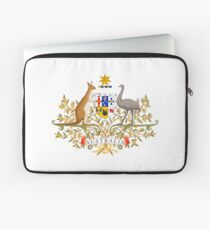 Coat of Arms of Australia Laptop Sleeve
