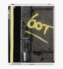 Post - Traumatic Boundary iPad Case/Skin