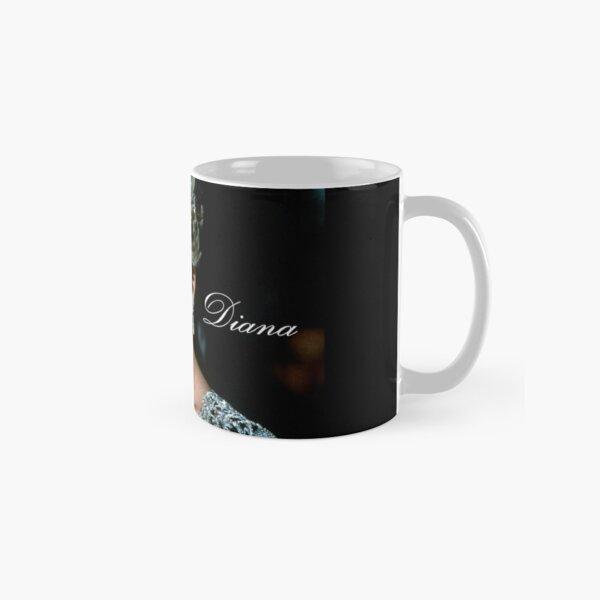Beautiful! HRH Princess Diana India Classic Mug