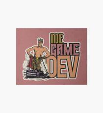Indie Gamedev Retro Art Board