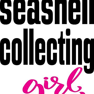 SeaShell Collecting / Sea Shell Collecting  by ProjectX23