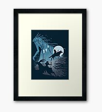 Ancient Spirit Framed Print