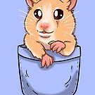 Pocket Cute Hamster Pet by TechraNova