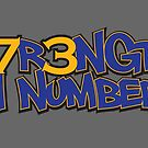 S7R3NGTH IN NUMBERS by themarvdesigns